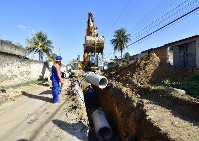 Prefeitura de Nova Iguaçu avança com infraestrutura completa em áreas do Km 32 ao 37