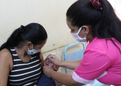 Nova Iguaçu prorroga campanha de multivacinação e pólio, além de intensificar a contra sarampo