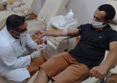 HGNI está com estoque de sangue em nível crítico e precisa de doações