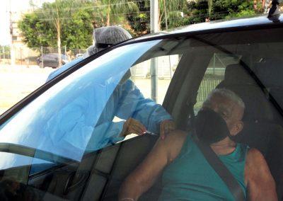 Nova Iguaçu tem novo calendário de vacinação para idosos de 80 a 84 anos na semana que vem