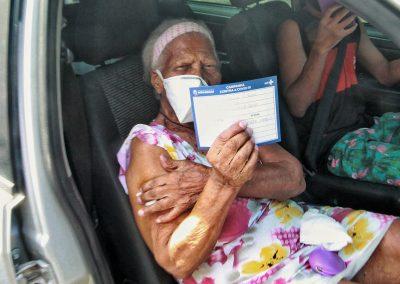Nova Iguaçu inicia vacinação de idosos de 79 e 78 anos na próxima semana