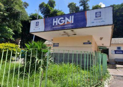 Agravamento da Covid-19 obriga HGNI a ampliar setores de atendimento