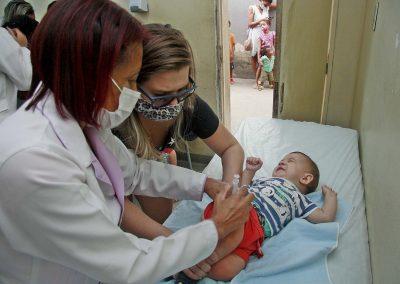 Nova Iguaçu inicia segunda fase de vacinação contra gripe nesta terça-feira (11)