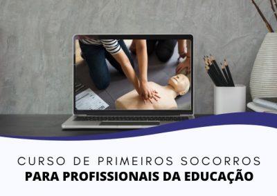Profissionais da Educação de Nova Iguaçu terão curso de primeiros socorros