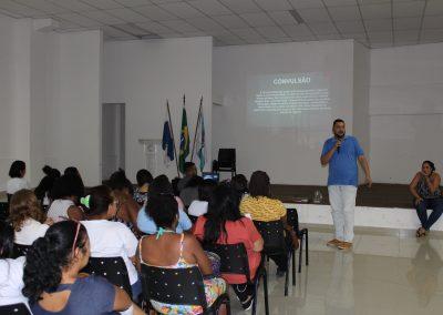 Nova Iguaçu realiza 1º Curso de Capacitação para agentes de apoio a inclusão