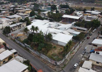 Escola em construção em Comendador Soares entra na reta final de obras e se chamará Professora Mara Buy Fabri