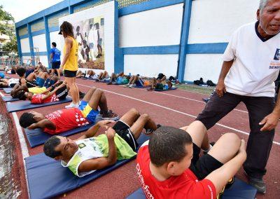 Nova Iguaçu abre vagas para professores voluntários de Educação Física