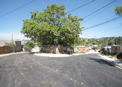 Obras de asfalto avançam em Rodilândia