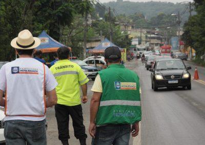Prefeitura inicia operação de fiscalização e conscientização durante o Carnaval em Tinguá