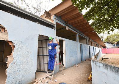 Nova Iguaçu inicia 'Reforma nas Escolas'