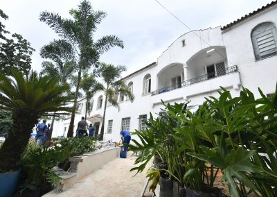 Obras do Hospital Iguassú chegam a 60% e previsão de inauguração é para novembro deste ano