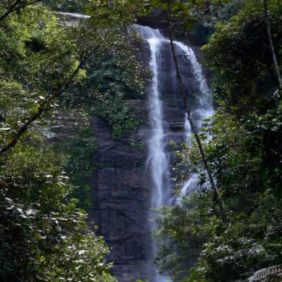 Cachoeira Boa Esperança, em Tinguá