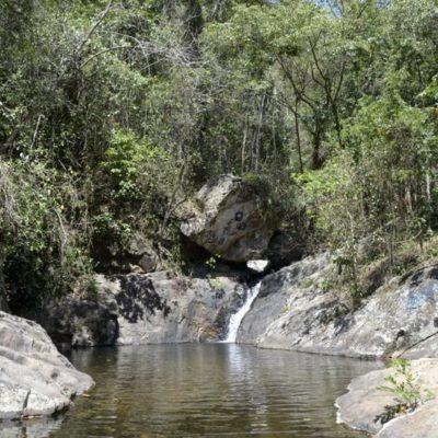 Poço das Cobras no Parque Natural Municipal de Nova Iguaçu