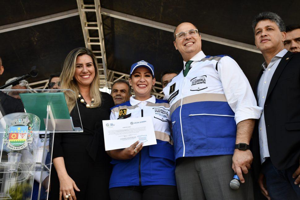 Inaugurada base do Segurança Presente em Nova Iguaçu 15