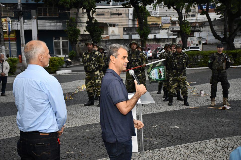Nova Iguaçu vai criar Guarda Municipal 12