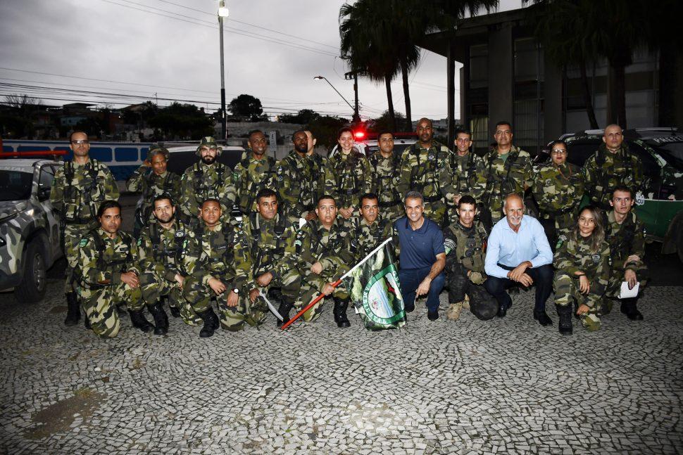 Nova Iguaçu vai criar Guarda Municipal 13