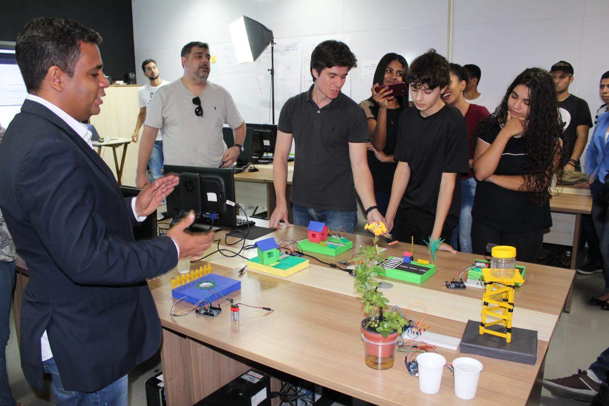 Nova Iguaçu formaliza parcerias para expansão da Casa da Inovação 10