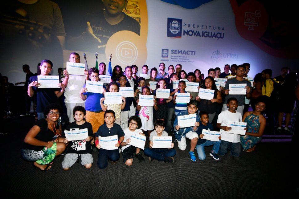 Casa da Inovação chega a mais seis bairros de Nova Iguaçu em setembro 15