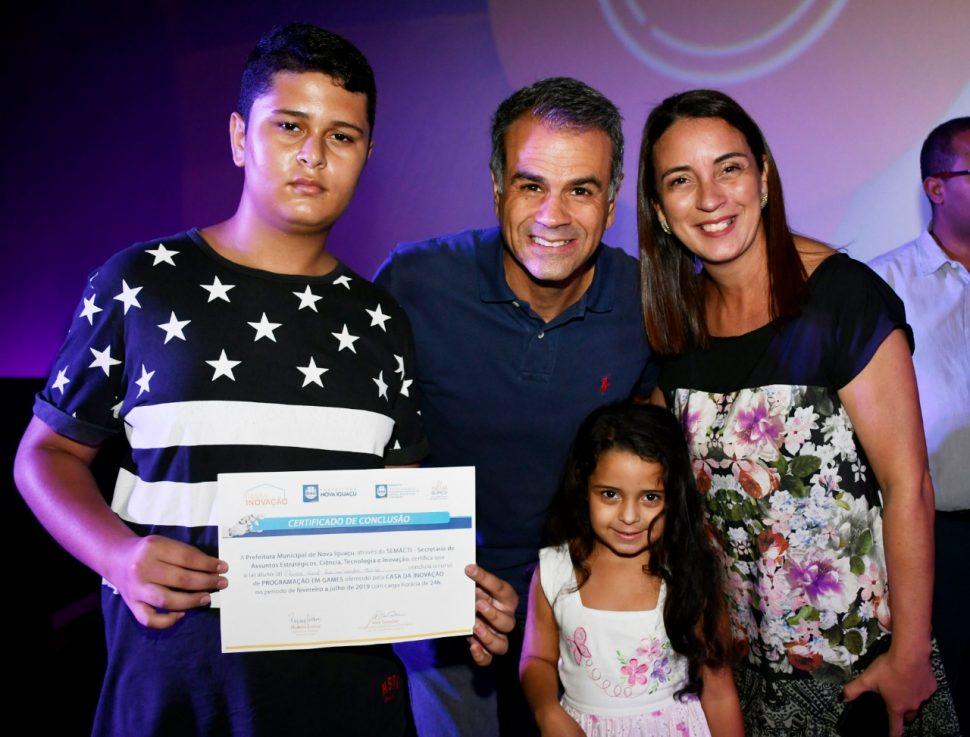Casa da Inovação chega a mais seis bairros de Nova Iguaçu em setembro 16