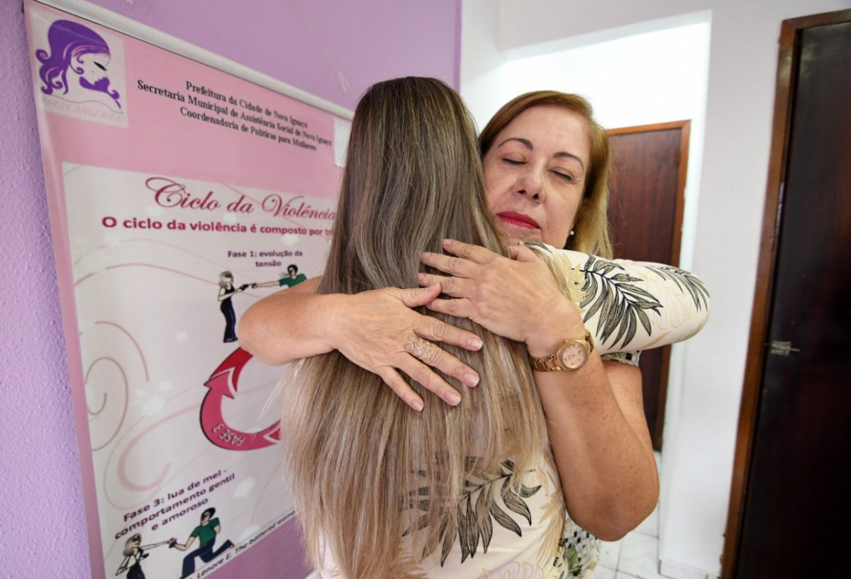 Cresce acolhimento a mulheres vítimas de violência doméstica em Nova Iguaçu 10