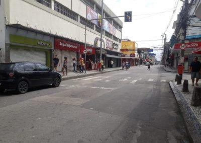 Prefeitura de Nova Iguaçu continua fiscalizando comércio que não cumprir decreto municipal