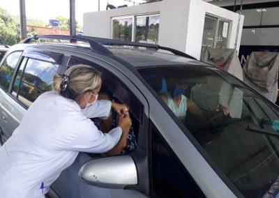 Vacinação contra gripe está suspensa em Nova Iguaçu