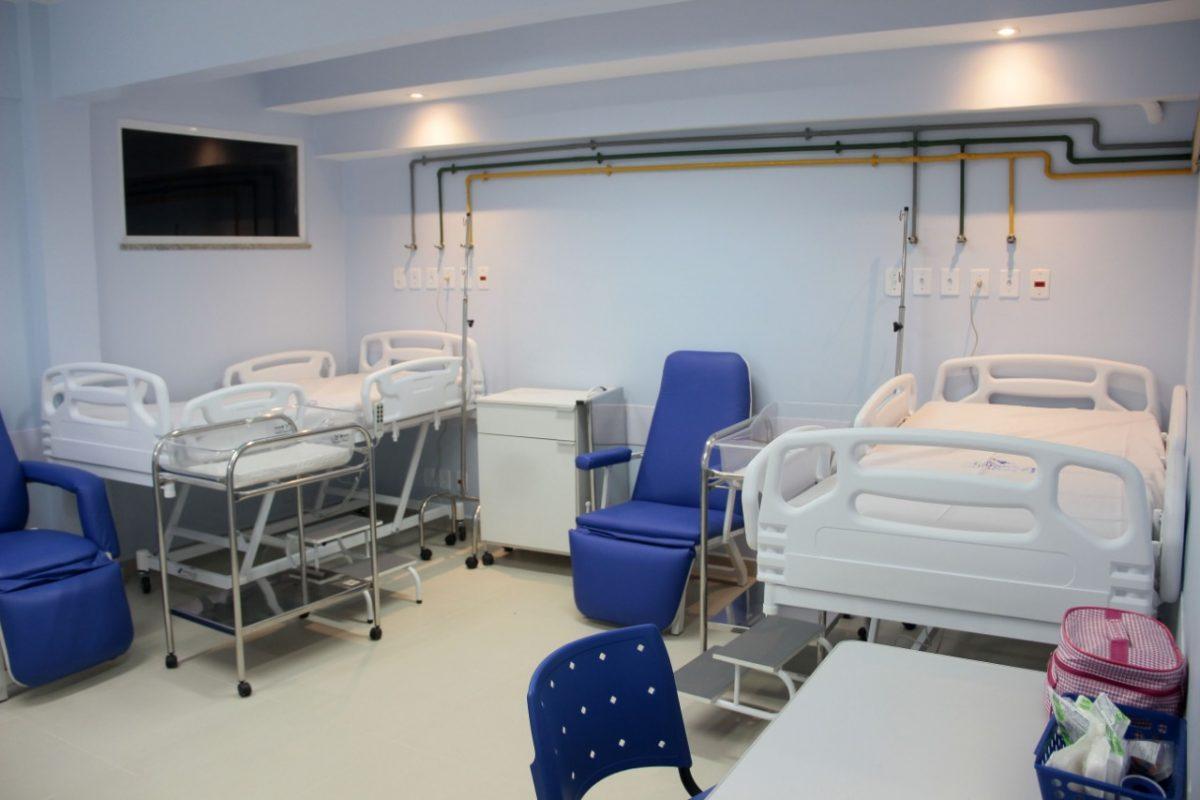 Maternidade Mariana Bulhões tem mais uma enfermaria reformada; Prefeitura de Nova Iguaçu segue revitalizando equipamentos de saúde