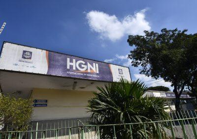 Hospital Geral de Nova Iguaçu flexibiliza medidas contra a Covid-19